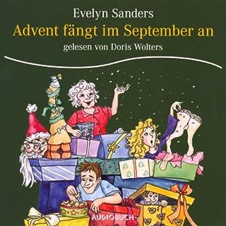 Advent fängt im September an Titelbild