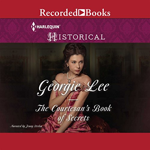 The Courtesan's Book of Secrets audiobook cover art