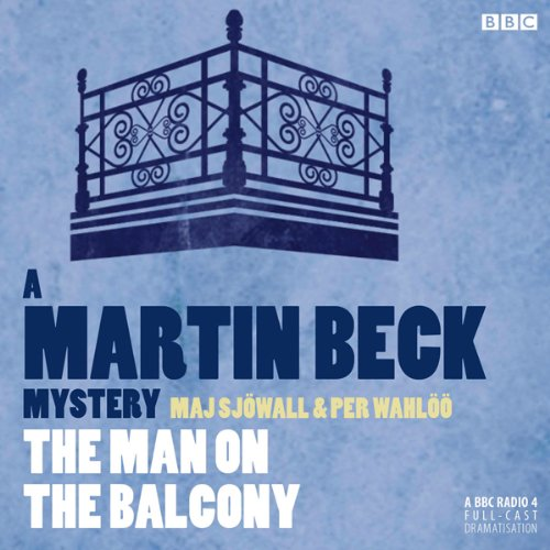 The Man on the Balcony (Dramatised) audiobook cover art