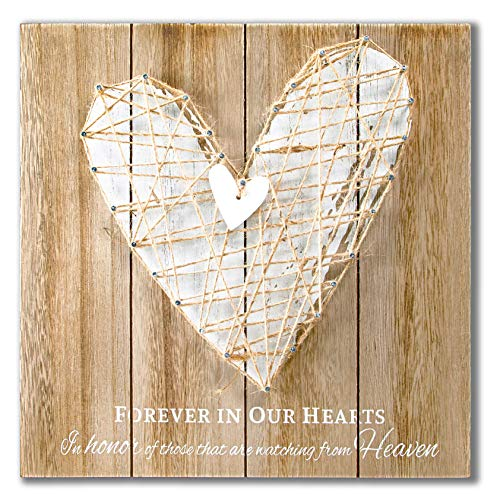 Vilight Remembrance & Bereavement Handmade String Art