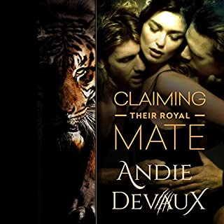 Claiming Their Royal Mate: Part Four cover art