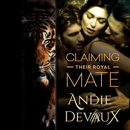 Claiming Their Royal Mate: Part Four audiobook cover art
