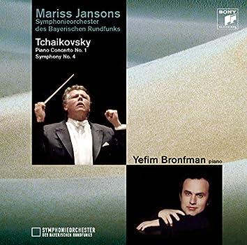 Tchaikovsky: Piano Concerto No.1, Symphony No. 4