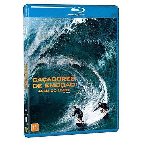 Caçadores De Emoção - Além Do Limite [Blu-ray]