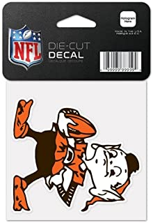 cleveland browns stickers