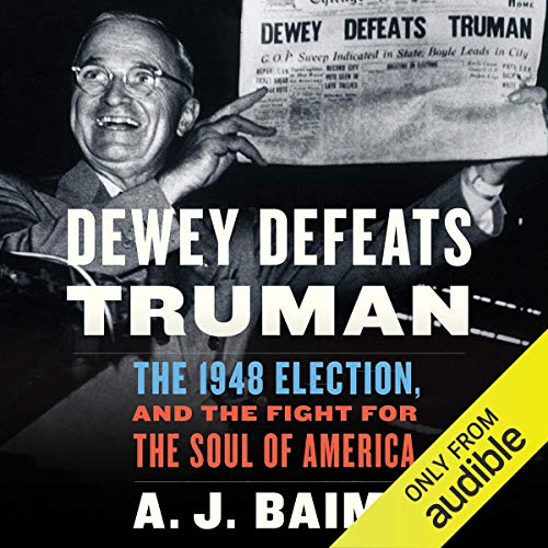 Dewey Defeats Truman cover art