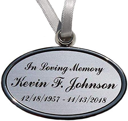 Silver Oval Engraved Pendant 5% OFF - fo Bargain sale Plaque Hanging Plate Medallion