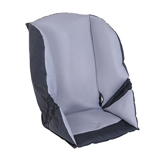 Qeridoo Sitzverkleinerer für Kinderfahrradanhänger Babysitz, , S-58697