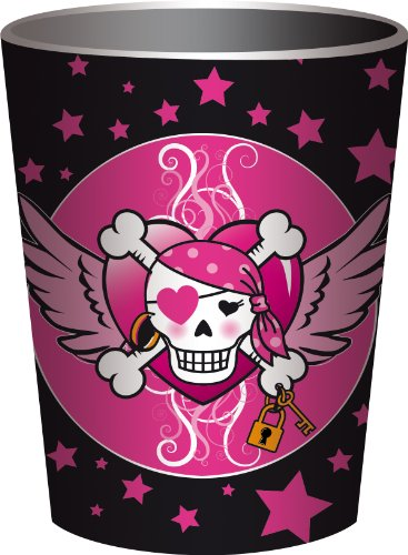 Amscan Pirate Girl Cups