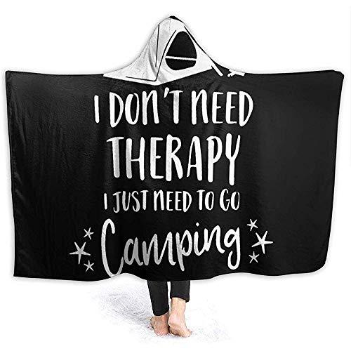 L.R.D Ich Brauche Keine Therapie Ich Brauche nur Camping zu gehen