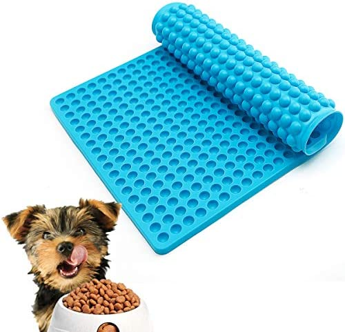 Silicone Baking Mats Healthy Cooking Sheet Food Baking Molds dog and cat bowl mat Silicone Mold product image