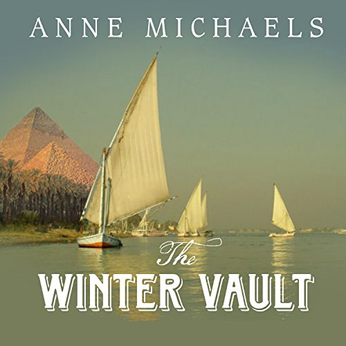 The Winter Vault Audiobook By Anne Michaels cover art