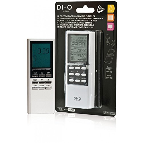 DiO Connected Home 54771, Mando a Distancia Programable