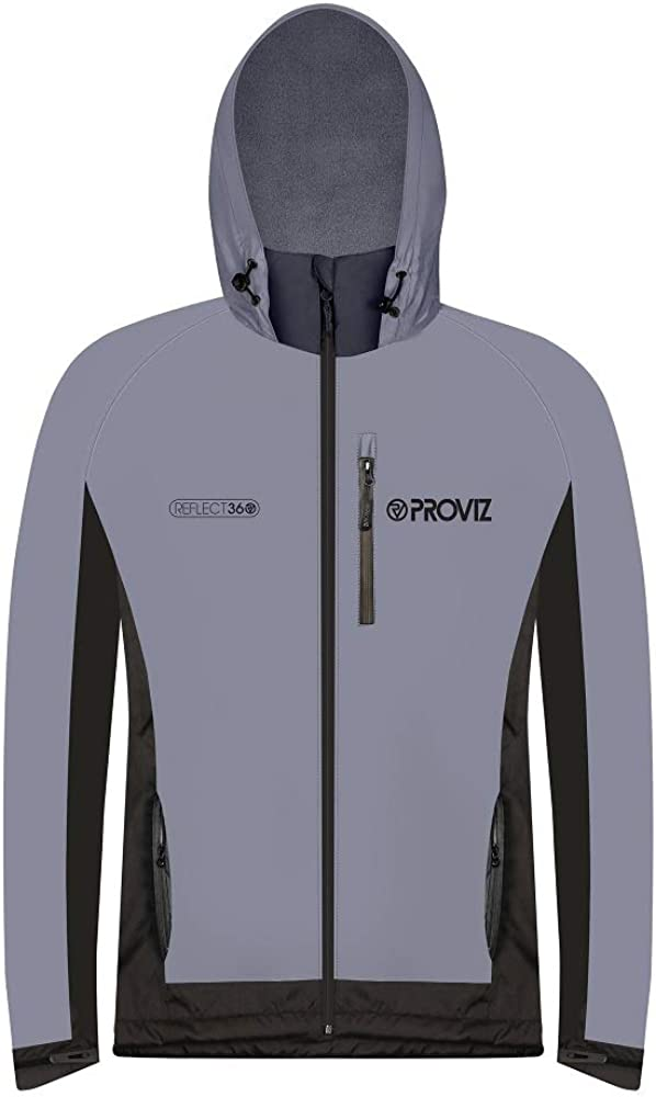 Los Angeles Mall Proviz Men's sold out REFLECT360 Fleece-Lined Reflective 100% Waterproo