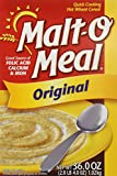 Malt-O-Meal, Original Hot Wheat Cereal, 36oz Box (36 oz)