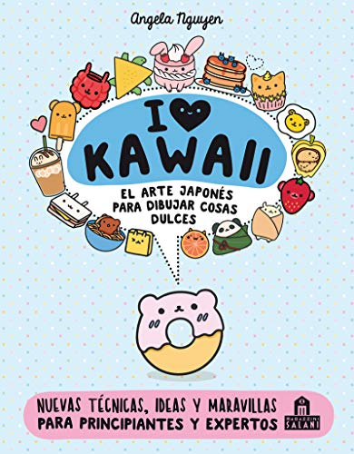 I love kawaii (LIBROS MAGAZZINI SALANI)