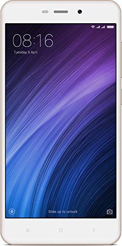 """Xiaomi Redmi 4A 12,7 cm (5"""") 2 GB 32 GB Doppia SIM 4G Oro 3120 mAh"""