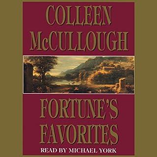 Fortune's Favorite audiobook cover art