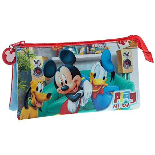 Disney Mickey Play Vanity, 22 cm, Rouge
