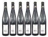 Domaine Vincent Goesel – Vin rouge d'Alsace PINOT NOIR'Barriques' – 2018 – Lot de 6 bouteilles de 75cl