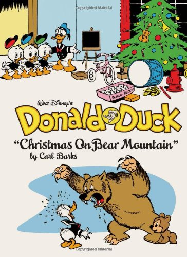 "Image of Walt Disney's Donald Duck Vol. 5: ""Christmas On Bear Mountain"" (Vol. 5) (The Complete Carl Barks Disney Library)"