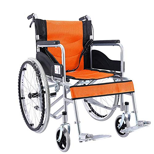 AINIDEMA rolstoel, gebogen rugleuning, 19