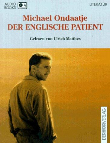 Der englische Patient, 4 Cassetten