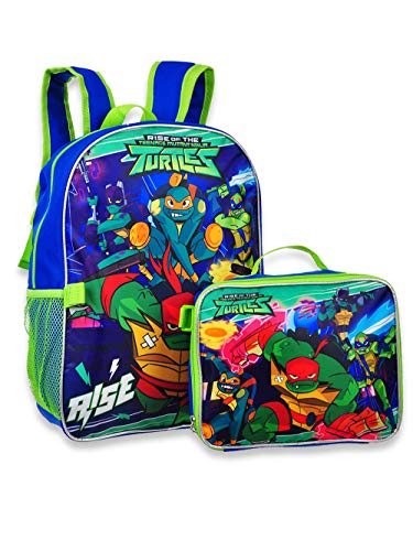 ninja turtle backpack toddler - 6