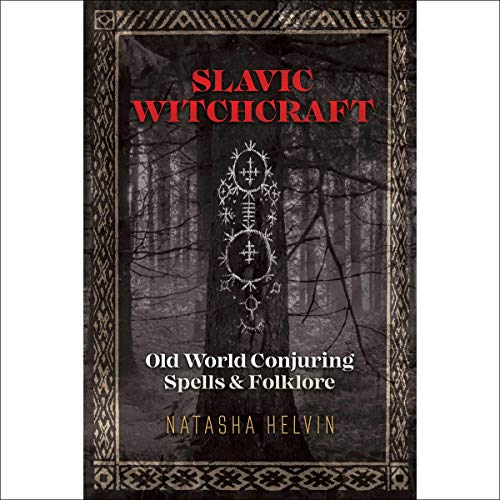 Slavic Witchcraft audiobook cover art