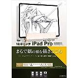 ラスタバナナ iPad Pro 12.9インチ 第4世代 (2020年発売) 第3世代 (2018年発売) フィルム 平面保護 ペーパーライク 指紋 反射防止 アイパッド プロ 液晶保護フィルム PL2467IP20129