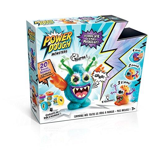Canal Toys - Pata a Modeler-Power Dough-Crazy Monster, CT57901