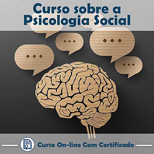 Curso online em videoaula sobre Psicologia Social com Certificado + 2 brindes