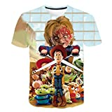 Camiseta Chucky toy Story   Buddy
