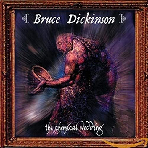 Dickinson,Bruce: The Chemical Wedding (Audio CD (Limited Edition))