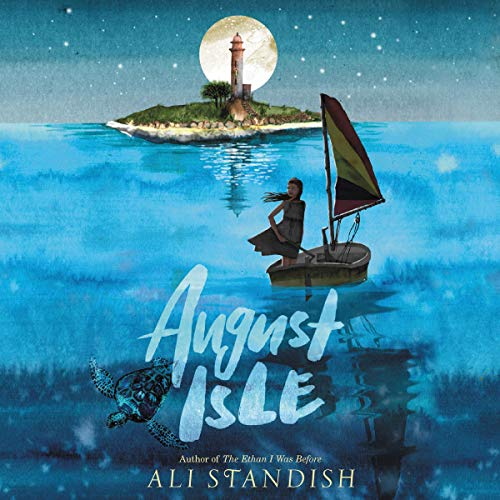 August Isle audiobook cover art