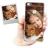 Coverpersonalizzate.it Coque Personnalisable pour Huawei P10 Lite avec ta Photo, Image ou...