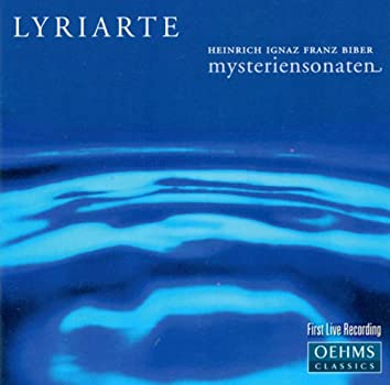 Biber, H.I.F. Von: Mystery (Rosary) Sonatas