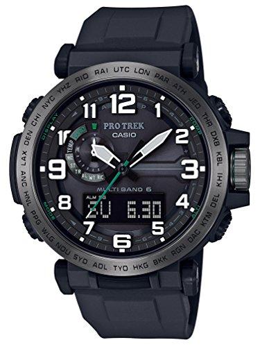 [カシオ] 腕時計 プロトレック 電波ソーラー PRW-6600Y-1JF メンズ ブラック