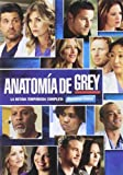 Anatomia De Grey - Temporada 8 [DVD]