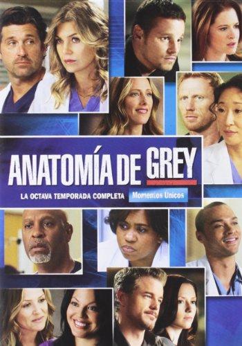 Anatomia De Grey - Temporada 8 [DVD]