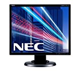 NEC 60003586 - Monitor de 19' 1280 x 1024 con tecnología LCD, Color Negro