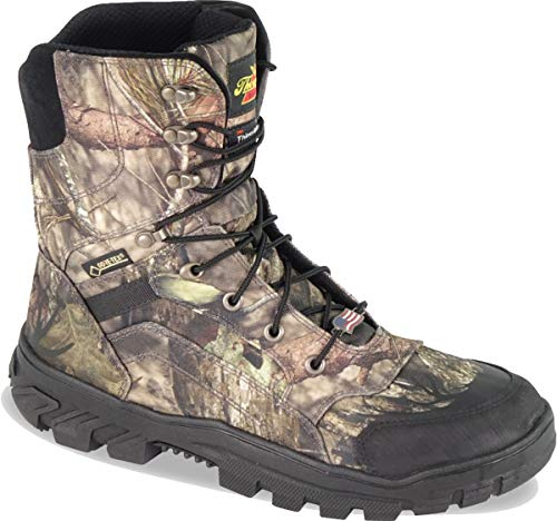 "Price comparison product image Thorogood Men's 8"" Apex Predator GTX,  Brown / Mossy Oak,  10 Wide US"