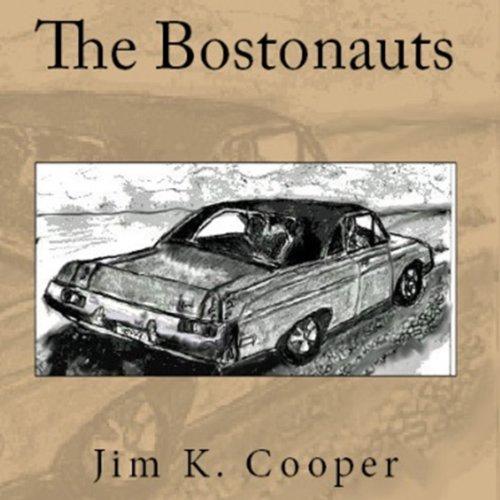 The Bostonauts audiobook cover art