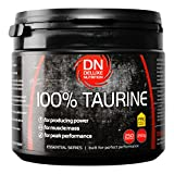 Deluxe Nutrition 250g Taurine Powder