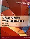 Linear Algebra with Applications: International Edition