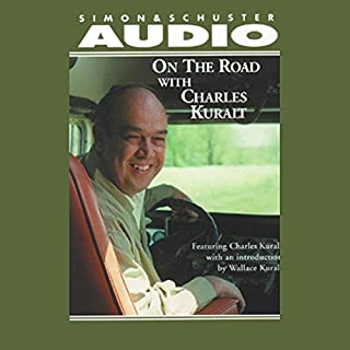 On the Road with Charles Kuralt audiobook cover art