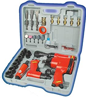 Mannesmann Pneumatic Air Tool Kit (33 Pieces)