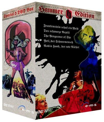 Hammer - Box (5 DVDs)