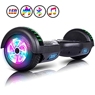 "jolege Hoverboard 6.5"" Self Balancing Hoverboards for Kids with LED Light - Ul2272 Certified"