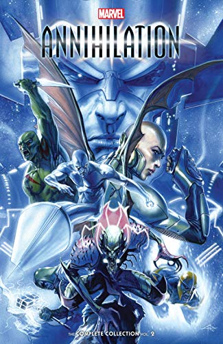 Annihilation: The Complete Collection Vol. 2 (English Edition)